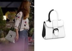 "Gong Hyo-Jin 공효진 in ""It's Okay, That's Love"" Episode 4.  Delvaux Le Brilliant Bag #Kdrama #ItsOkayThatsLove 괜찮아, 사랑이야 #GongHyoJin"