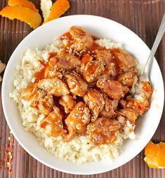 Paleo Orange Chicken - Jay's Baking Me Crazy