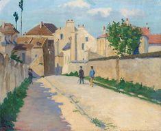 Armand Guillaumin - Rue de Clamart à Vanves