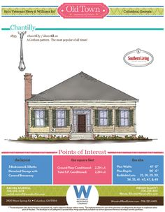 The Chantilly | 3 Bedrooms x 3 Baths | Detached Garage w/Covered Breezeway | 2,214 total s.f.