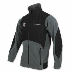 South Carolina Gamecocks Columbia Sportswear Ballistic Fleece Jacket - Nice.