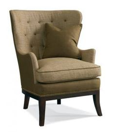 Hickory White - 4240-01 exposed wood chair