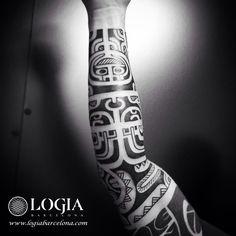 Φ Artist TEVAIRAI Φ Info & Citas: (+34) 93 2506168 - Email: Info@logiabarcelona.com www.logiabarcelona.com #logiabarcelona #logiatattoo #tatuajes #tattoo #tattooink #tattoolife #tattoospain #tattooworld #tattoobarcelona #tattooistartmag #tattoosenbarcelona#tattoos_of_instagram #ink #arttattoo #artisttattoo #inked #inktattoo #tattoocolor #pierna #tattooartwork #maoritattoo