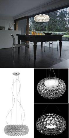 Caboche Suspension Light designed by Patricia Urquiola & Eliana Gerotto for Foscarini