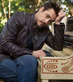Robert Downey Jr. .................. Old but gold :)