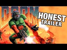 DOOM (Honest Game Trailers) - YouTube