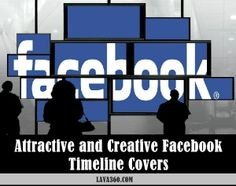 Top 25 Attractive and Creative #Facebook #Timeline Covers Image Facebook, Facebook News, How To Use Facebook, Facebook Video, Like Facebook, Facebook Timeline, Facebook Status, Facebook Business, Hack Facebook