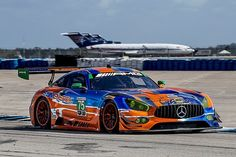 Motor'n | Mercedes-AMG GT3 Look to Defend Last Year's Milestone 12 Hours of Sebring Victory This Weekend