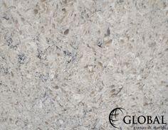 London fog caesarstone quartz with the look of marble for Himalayan moon quartz ikea