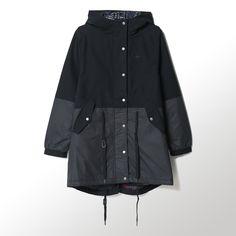 adidas - Tokyo Printed Hooded Parka