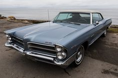 Bid for the chance to own a 1965 Pontiac Catalina at auction with Bring a Trailer, the home of the best vintage and classic cars online.