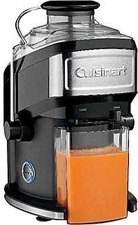 Cuisinart® 16 oz. Compact Juice Extractor, Black |...