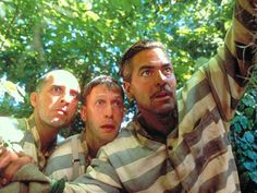 Oh Brother, where art thou? another Movie to add to my greatest movies of all time list! I use lines from this movie almost daily!