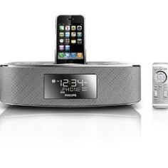(CLICK IMAGE TWICE FOR UPDATED PRICING AND INFO) Philips DC290/37 30-Pin iPod/iPhone Alarm Clock Speaker Dock (Brushed Aluminum)  - See More Ipads & Accessories at http://www.zbuys.com/level.php?node=5675=apple-ipads