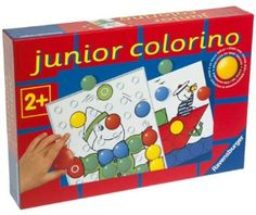 2+ Ravensburger - Junior Colorino