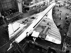 Concorde was made between UK and France.