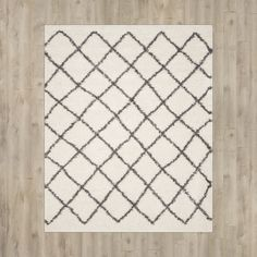 You'll love the Laurelville Ivory / Dark Gray Area Rug at Wayfair - Great Deals on all Décor  products with Free Shipping on most stuff, even the big stuff.