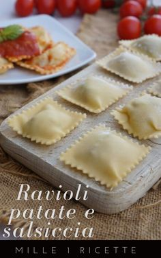 Make Your Own Pasta, Gnocchi, Fast And Slow, Salty Foods, Pasta Maker, Homemade Pasta, Pizza, My Favorite Food, Food And Drink