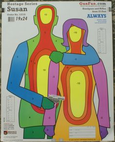 Printable Shooting Targets | BLOG - Funny Shooting Targets To Print