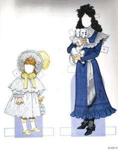 Children's Fashion's Harper Bazaar - edprint2000paperdolls - Picasa Web Albums* The International Paper Doll Society by Arielle Gabriel for all paper doll and paper toy lovers. Mattel, DIsney, Betsy McCall, etc. Join me at #ArtrA, #QuanYin5 Linked In QuanYin5 YouTube QuanYin5!