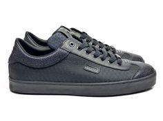 99b0ffeea06 Cruyff classic Santi sneaker - zwart vind je bij Emmen schoenen de (online)  winkel voor mooie schoenen