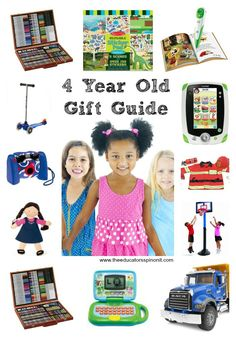 The Educators' Spin On It: Ultimate Holiday Gift Guides for Kids of All Ages