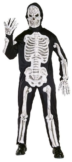 Skeleton Costume for Hire - The Littlest Costume Shop, Melbourne