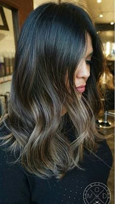 Color or balayage
