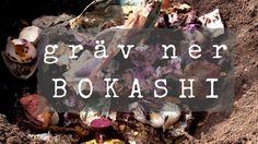 Bokashi del 2: Grav ned bokashi-kompost Jorden, Youtube, Garden Ideas, Outdoors, Gardening, Decor, Inspiration, Pictures, Biblical Inspiration
