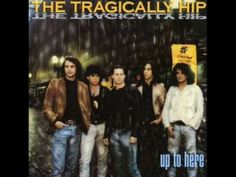 "The Tragically Hip - New Orleans Is Sinking.."" "" knows that music..crap..catchy as hell and..still think I hear Fabulous Thunderbirds in there...;)"