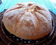 Home Bread Recipe - Recipes Cook Cooking Bread, Bread Baking, Bread Recipes, Cooking Recipes, A Moveable Feast, Pan Bread, Our Daily Bread, Le Chef, Empanadas