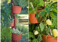 Who Gardens on My Garden Post?