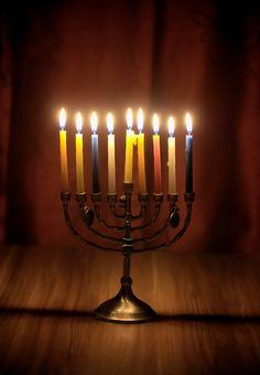 Free Image on Pixabay - Hanukkah, Judaism, Candlestick