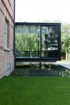 Exquisite Restauration/Extension in Bruges, Belgium by CAAN Architecten Gent