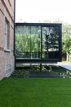 Exquisite Restauration/Extension in Bruges, Belgium by CAAN Architecten Gent