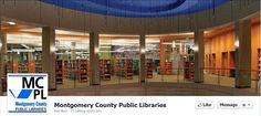 https://www.facebook.com/pages/Montgomery-County-Public-Libraries/131514593535938