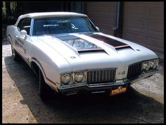 1970 Oldsmobile 442 Pace Car  455/360 HP, Automatic