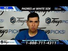 San Diego Padres vs. Chicago White Sox Free MLB Baseball Picks and Predi...