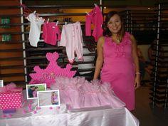 Precioso Baby Shower rosa y a la moda | Blog de BabyCenter