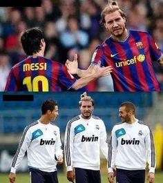 Lord Bendtner jednym z najlepszych piłkarzy na świecie • Nicklas Bendtner stał się gwiazdą Realu Madryt i FC Barcelony • Zobacz fotę >>