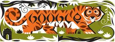Doodleando, Los Logos de Google: Día de la Republica India 2013