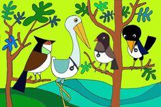 Phạm Hoan: Truyện : Bác sĩ chim