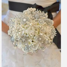 My wedding boquet