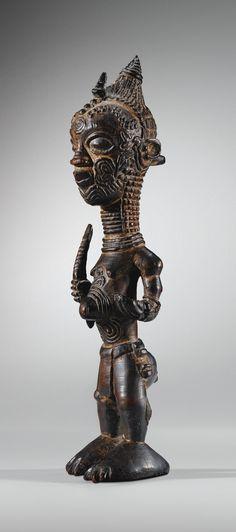 Statue, Luluwa, République Démocratique du Congo | lot | Sotheby's