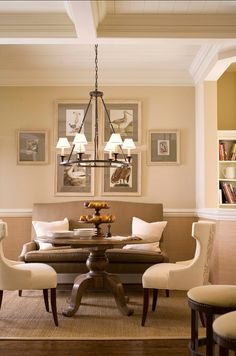 Breakfast Nook. This is the BEST #BreakfastNook I have seen! Breakfast Nook Design