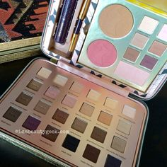 Tarte holiday 2015: Light of the Party set :: I'm intrigued, looks like good value but want to see a review w swatches