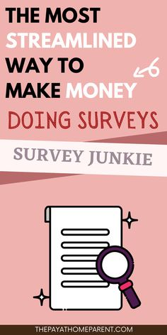 Is Survey Junkie worth it? Check out this review of Survey Junkie that goes in depth on our personal experience with this survey site, asking if Survey Junkie is safe, legit, and if you can make money with the app and site. Plus, use our survey payment caluculator to see how much money you can make taking surveys. Survey Junkie hacks, tips, and review: make money taking surveys online | high paying survey site | make extra cash fast Make Money Doing Surveys, Way To Make Money, How To Get, How To Plan, Life On A Budget, Survey Sites, Making Extra Cash, Financial Planning, Finance Tips