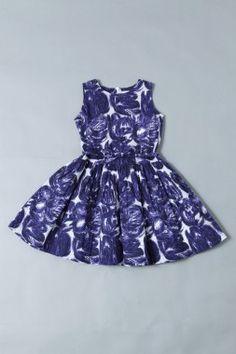 Dress Mauritius 17 indigo by Maan