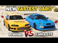 Gta 5 Online, Fast Cars