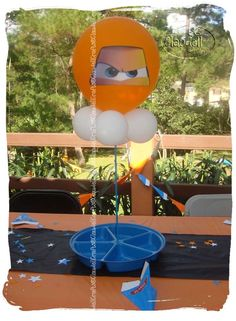 Disney Planes Birthday Party Ideas | Photo 1 of 24